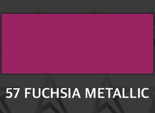 ** Premium fuchsia metalic - 1057 Ark 30*50 cm