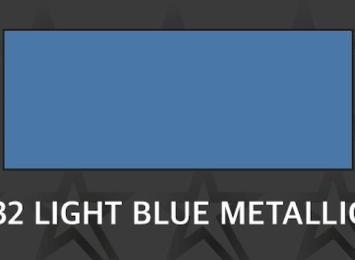 **Premium Light blue metallic - 1032 Ark 31*50 cm