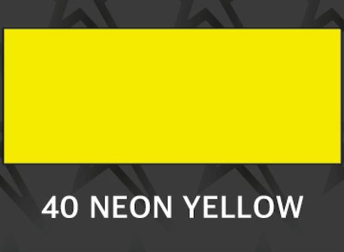 Premium Neongul - 1040 Ark 30*50 cm