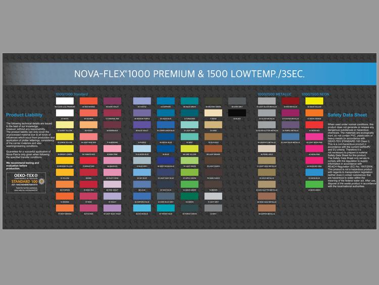 **Premium Neonorange - 1042 Ark 30*50 cm