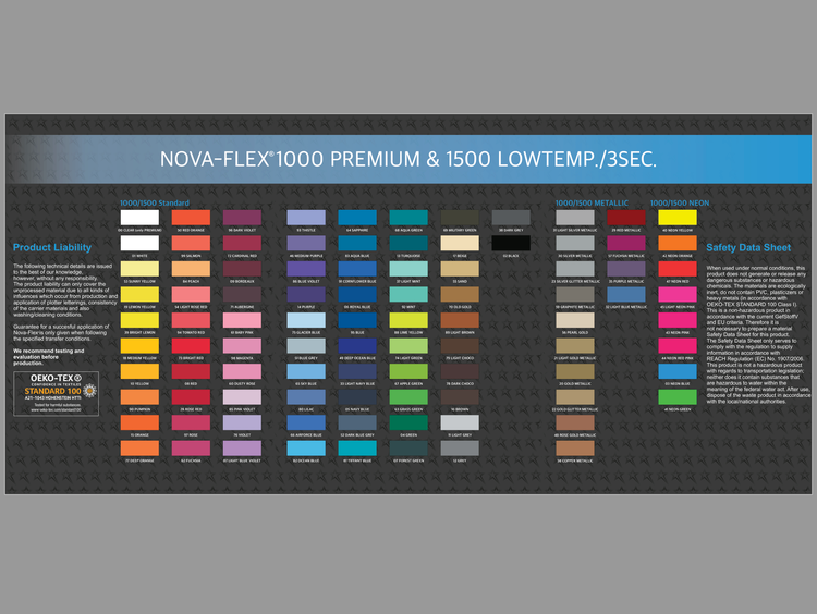 Premium Neonljusrosa - 1045 Ark 30*50 cm