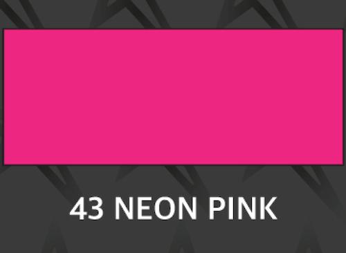 Premium Neonrosa - 1043 Ark 30*50 cm