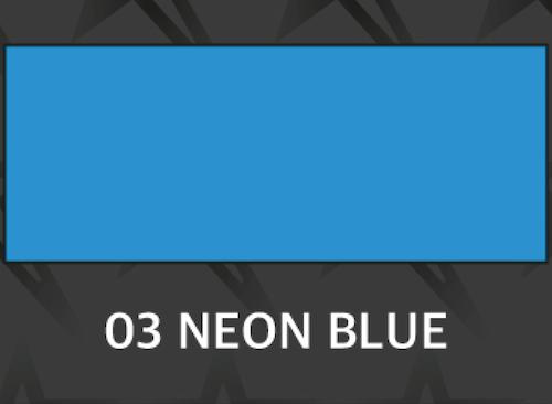 Premium Neonblå 1003 Ark 30*50 cm