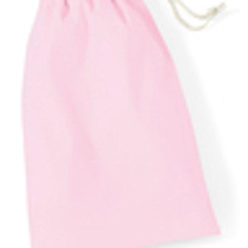 Tygsäckar-Rosa XL