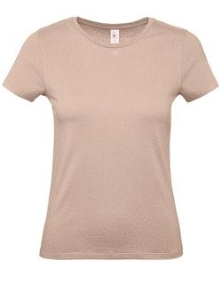 Eco Dam - T-shirt- Aprikos