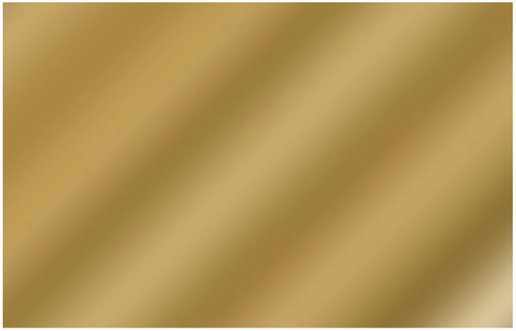 Väggvinyl - Guld