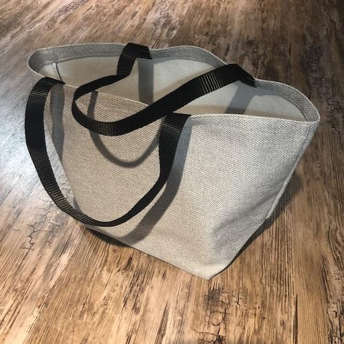 Lunchbag Ljusgrå - Polyester