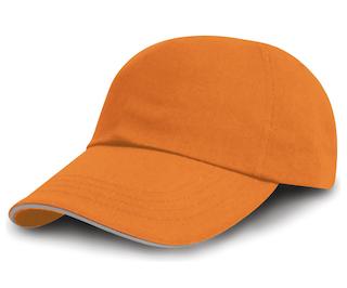 Keps -Printers / Embroiderers Cap- Orange