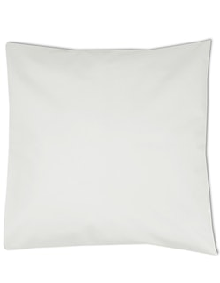 Kuddfodral - 50x60 cm - Vit