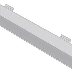 Kortfack i akryl till spårpanel EA208