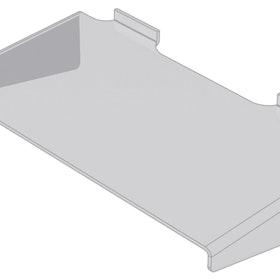 Kopia Hylla med stöd i akryl till spårpanel EA228
