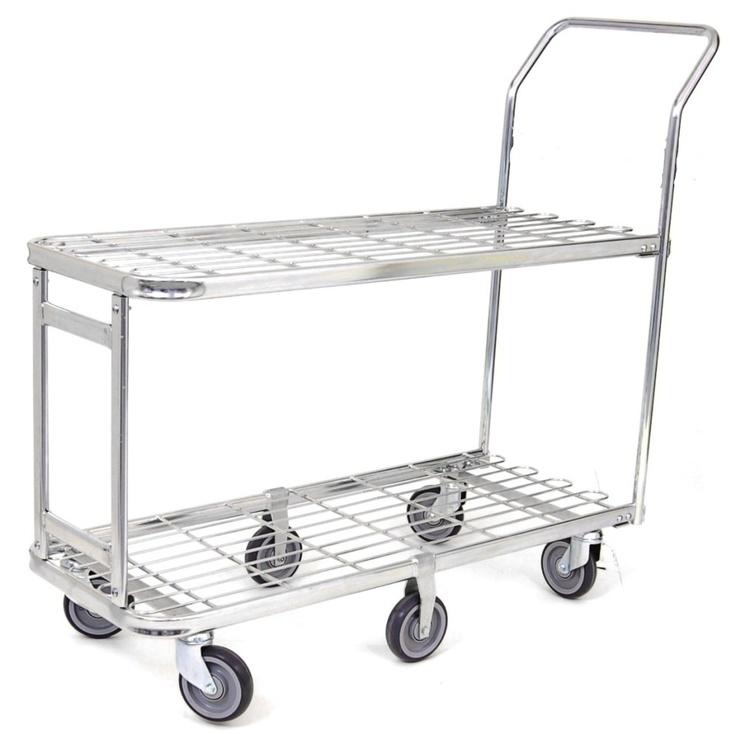 Seniorvagn 6 hjul