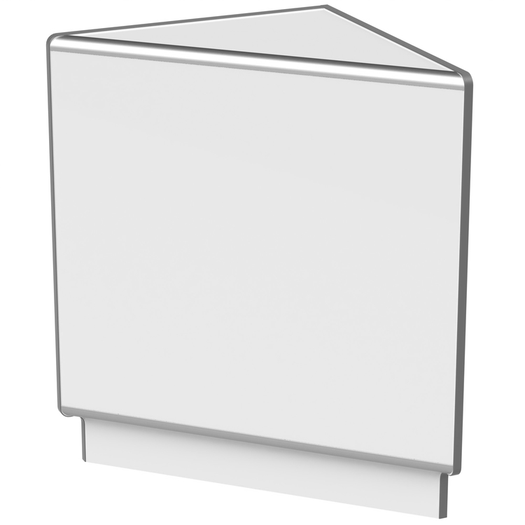 Hörndisk ECO 600 x 600 x 900 EN02