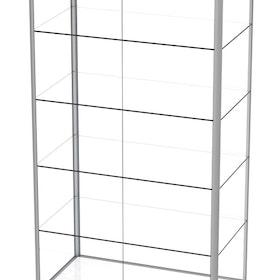 Glasvitrin ECO 1750 x 900 x 500 mm EW02