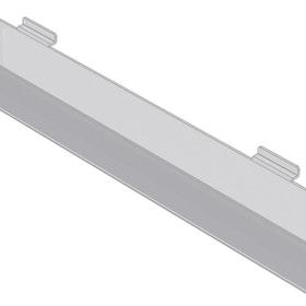 Kortfack i akryl till spårpanel EA205