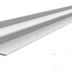 Konsolskena 898 i aluminium för hylla till spårpanel