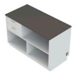Packdisk 1400 mm x 700 mm x 900 mm.