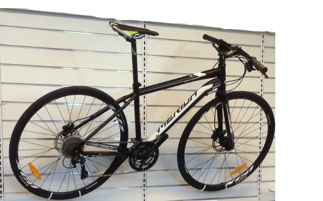 Cykelhållare till spårpanel