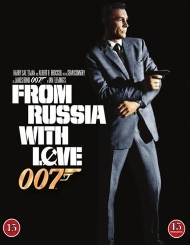 007 James Bond - From Russia with love bluray
