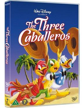 Disneyklassiker 7 The Three Caballeros DVD