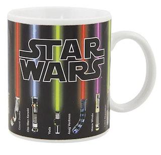 Mugg Star Wars Ljussvärd som ändrar färg