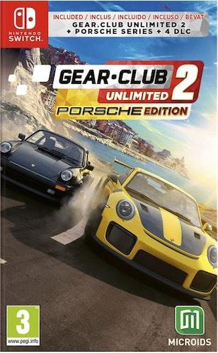 Gear Club Unlimited 2 Porsche edition (Switch)