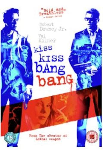 Kiss Kiss Bang Bang bluray (import)