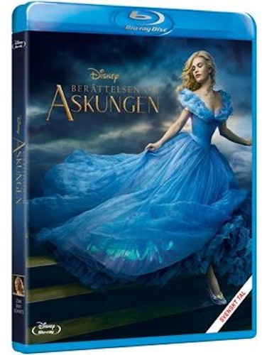 Disneys Berättelsen om Askungen (2015) bluray