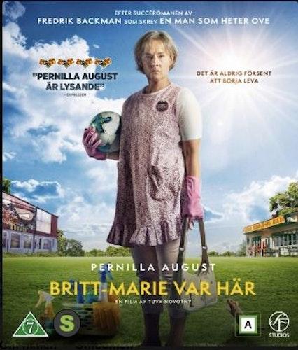 Britt-Marie var här (DVD)