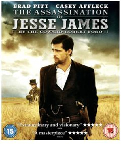 The Assassination Of Jesse James By The Coward Robert Ford bluray