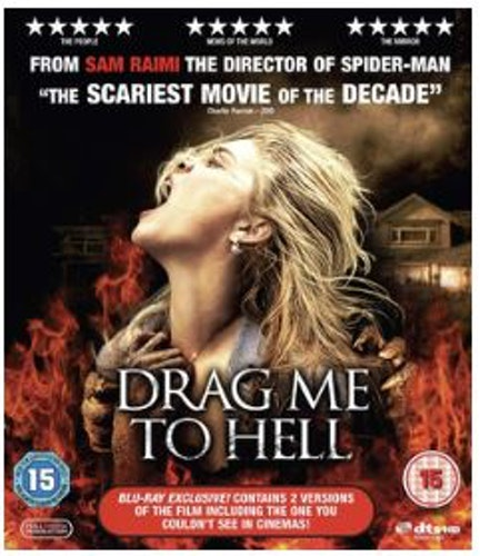 Drag Me to Hell bluray (import)
