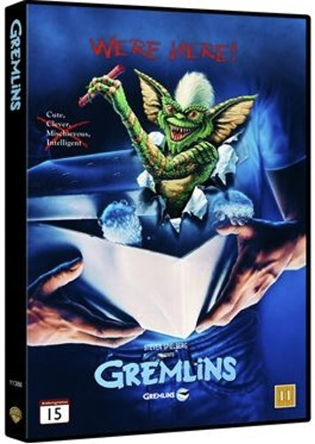 Gremlins DVD (import)