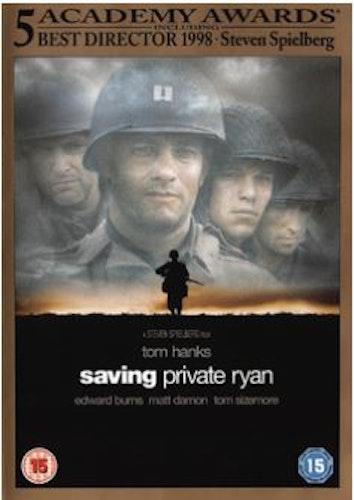Saving Private Ryan/Rädda menige Ryan DVD (import)