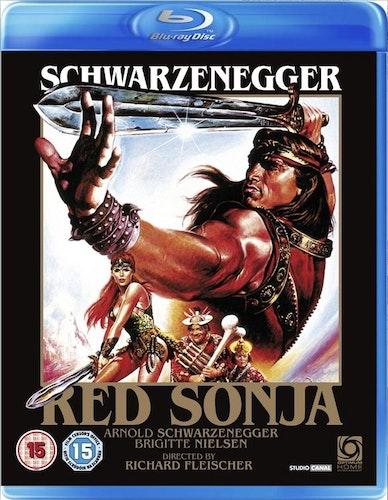 Red Sonja (Blu-ray) import