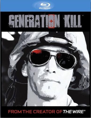 Generation kill (Blu-ray) import Sv text