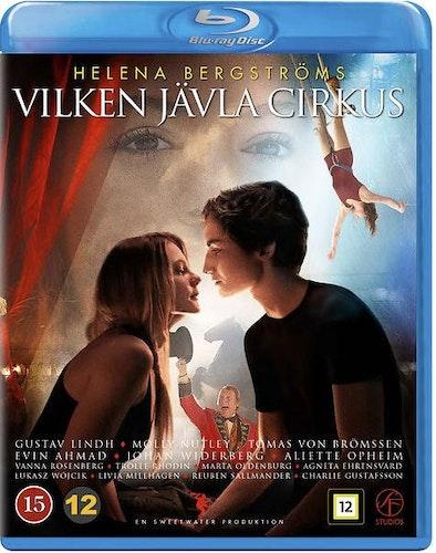 Vilken jävla cirkus (Blu-ray) beg