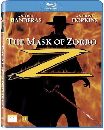 Mask of Zorro bluray (import)
