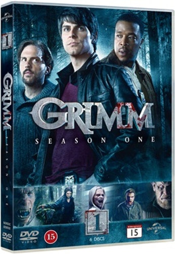 Grimm - Säsong 1 DVD