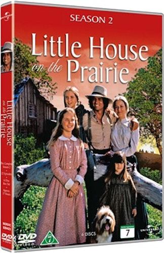 Lilla Huset På Prärien - Säsong 2 DVD