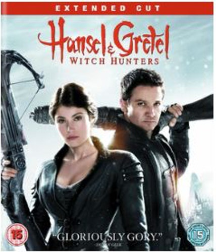 Kopia Hansel & Gretel Witch Hunters (Blu-ray) (Import)