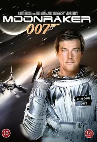 007 James Bond - Moonraker DVD beg