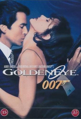 007 James Bond - Goldeneye DVD (beg)