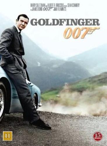 007 James Bond - Goldfinger DVD (beg)