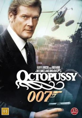 007 James Bond - Octopussy DVD (beg)