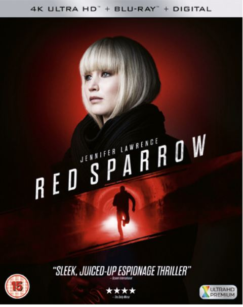 Red Sparrow 4K Ultra HD  2018 (import)