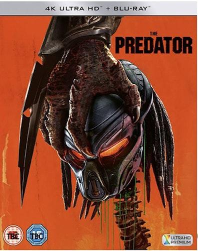 Predator 4K Ultra HD  2018 (import)