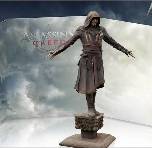 Assassin's Creed Collector's Edition Statue
