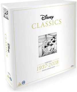 Disney Classics Complete Movie Collection