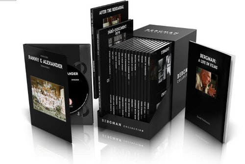 Bergman: The Collection - Limited Edition Box Set DVD (import)