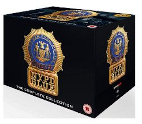 NYPD Blue Seasons 1 to 12 Complete Boxset 1993 DVD (import)